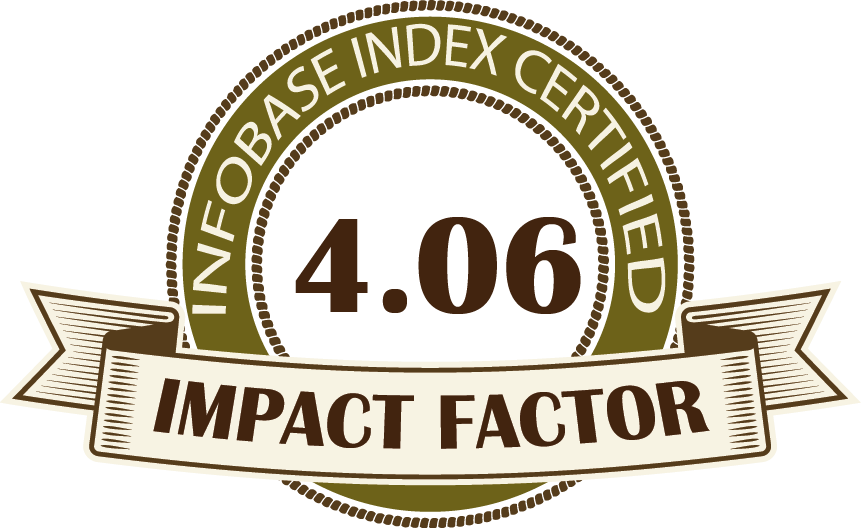 best impact factor of journal